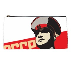 Soviet Red Army Pencil Case