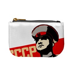 Soviet Red Army Coin Change Purse