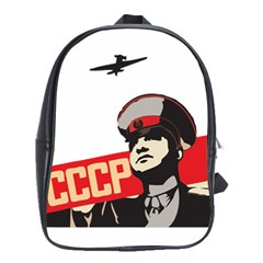 Soviet Red Army School Bag (Large)