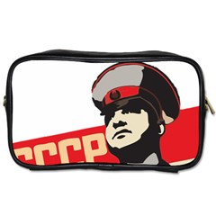 Soviet Red Army Travel Toiletry Bag (two Sides)