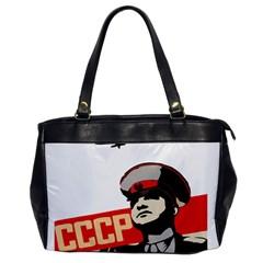 Soviet Red Army Oversize Office Handbag (one Side)