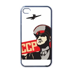 Soviet Red Army Apple Iphone 4 Case (black)
