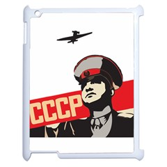 Soviet Red Army Apple iPad 2 Case (White)