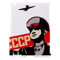 Soviet Red Army Apple iPad 3/4 Hardshell Case (Compatible with Smart Cover)