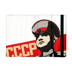 Soviet Red Army Apple iPad Mini Flip Case