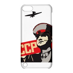 Soviet Red Army Apple iPod Touch 5 Hardshell Case with Stand