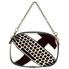 Hammer And Keyboard  Chain Purse (One Side)