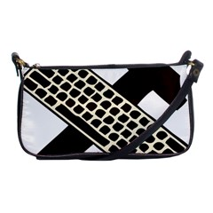 Hammer And Keyboard  Evening Bag