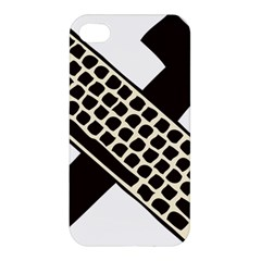 Hammer And Keyboard  Apple Iphone 4/4s Hardshell Case
