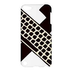 Hammer And Keyboard  Apple Ipod Touch 5 Hardshell Case
