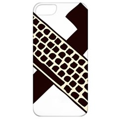 Hammer And Keyboard  Apple iPhone 5 Classic Hardshell Case