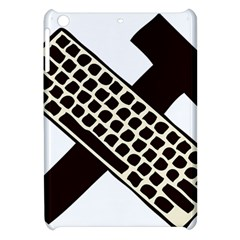 Hammer And Keyboard  Apple iPad Mini Hardshell Case