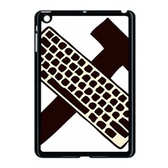Hammer And Keyboard  Apple iPad Mini Case (Black)