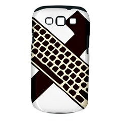 Hammer And Keyboard  Samsung Galaxy S Iii Classic Hardshell Case (pc+silicone)