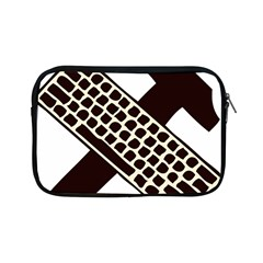 Hammer And Keyboard  Apple Ipad Mini Zipper Case