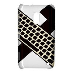 Hammer And Keyboard  Nokia Lumia 620 Hardshell Case