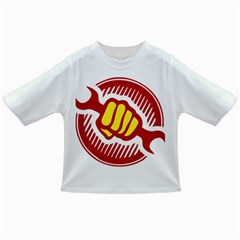 Power To The People Baby T Shirt