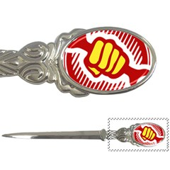 power to the people Letter Opener