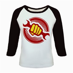 Power To The People Women s Long Cap Sleeve T Shirt