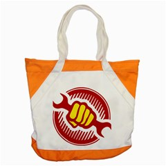 power to the people Accent Tote Bag