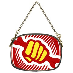 power to the people Chain Purse (Two Sided)
