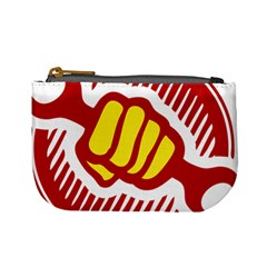 power to the people Coin Change Purse