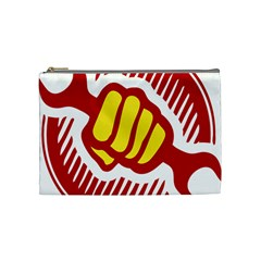 Power To The People Cosmetic Bag (medium)