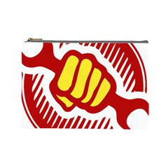 power to the people Cosmetic Bag (Large)
