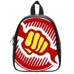 power to the people School Bag (Small)