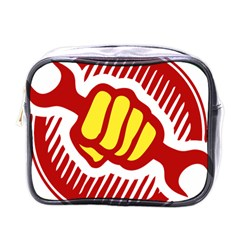 power to the people Mini Travel Toiletry Bag (One Side)