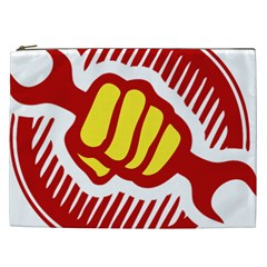 power to the people Cosmetic Bag (XXL)