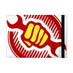 power to the people Apple iPad Mini Flip Case