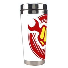 Power To The People Stainless Steel Travel Tumbler