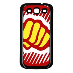 Power To The People Samsung Galaxy S3 Back Case (black)