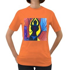 Bound Womens' T-shirt (Colored)
