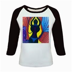 Bound Women s Long Cap Sleeve T-Shirt