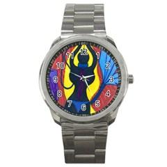 Bound Sport Metal Watch