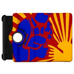 Soviet Robot Worker  Kindle Fire HD 7  Flip 360 Case