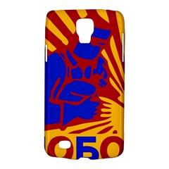 Soviet Robot Worker  Samsung Galaxy S4 Active (i9295) Hardshell Case