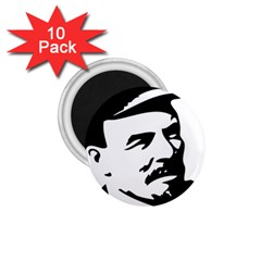 Lenin Portret 1.75  Button Magnet (10 pack)
