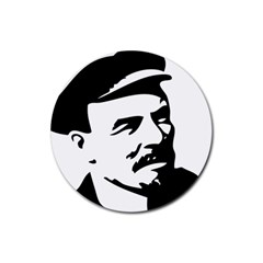 Lenin Portret Drink Coasters 4 Pack (Round)