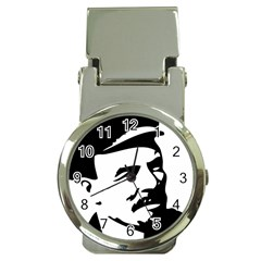 Lenin Portret Money Clip with Watch