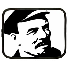 Lenin Portret Netbook Case (Large)