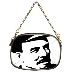Lenin Portret Chain Purse (One Side)
