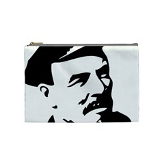 Lenin Portret Cosmetic Bag (medium)