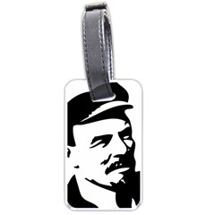Lenin Portret Luggage Tag (two Sides)