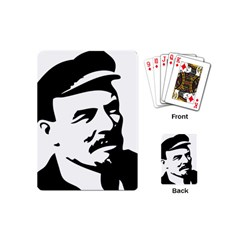 Lenin Portret Playing Cards (Mini)