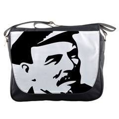 Lenin Portret Messenger Bag