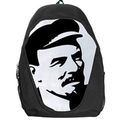 Lenin Portret Backpack Bag