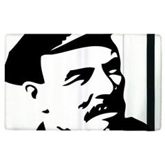 Lenin Portret Apple iPad 2 Flip Case
